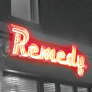 The Remedy Diner Logo