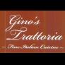 Gino's Brick Oven Pizza and Trattoria Logo