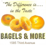 Bagels & More Logo