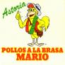 Pollos a la Brasa Mario Logo