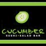 Cucumber Sushi and Salad Bar Logo