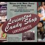 Lexington Candy Shop Luncheonette Logo
