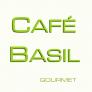 Cafe Basil Gourmet Logo