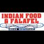 Halal Indian Food and Falafel Logo