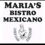 Marias Bistro Mexicano - Greenwood Logo