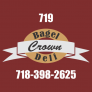 Crown Bagel & Deli Logo
