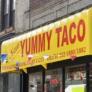 New Yummy Taco Logo