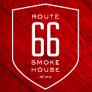 Route 66 Smokehouse - FiDi Logo