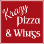 Krazy Pizza And Wings Logo