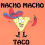 Nacho Macho Taco- Park Slope Logo