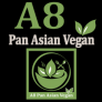 A8 Pan Asian Vegan - Park Slope Logo
