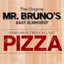 Mr. Bruno's Pizzeria Logo