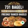 731 Bagel Corp Logo
