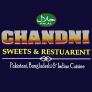Chandni Sweets and Restaurant Logo