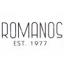Romano's Famous Pizza & Gyro Logo