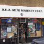 D.C.A Mini Market Logo