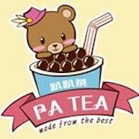 PaTea Bubble Tea Logo