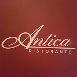 Antica Ristorante Logo