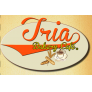 Tria Bakery Diner Logo
