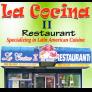 La Cocina II Restaurant Logo