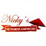 Nicky's Cafe - Williamsburg Logo