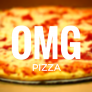 OMG Pizza Logo