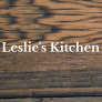 Leslie's Kitchen Logo