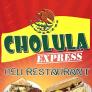 Cholula Express Restaurant Logo