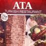 Ata turkish resturant Logo