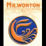 Mr. Wonton Logo