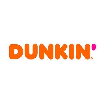 Dunkin' (1309 Fulton St) Logo