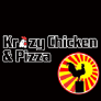 Krazy Chicken and Pizza Logo