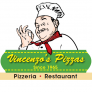 Vincenzo's Pizza & Restaurant Logo
