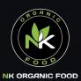 NK Organic Food Logo