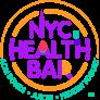 NYC Health Bar Logo