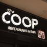 The COOP Restaurant & Bar : Best Korean Fried Chicken Logo