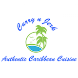 Curry N Jerk Logo