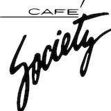 Cafe Society (N Evergreen St) Logo