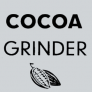 Cocoa Grinder Logo