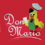 Don Mario's Rotisserie Chicken Logo
