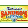 Sandro's Latin Food Logo