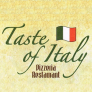 Taste Of Italy Pizzeria 2 Logo