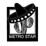 Metro Star Coffee Shop Logo