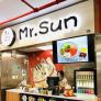 Mr. Sun Logo