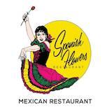 Spanish Flower Mexican Restaurant Logo