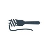 Gourmeto's Pizza Logo