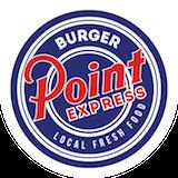 Point Burger Bar Express Logo