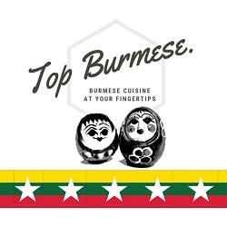 Top Burmese Logo