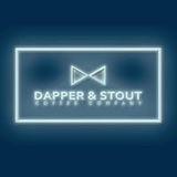 Dapper & Stout Coffee Company Logo
