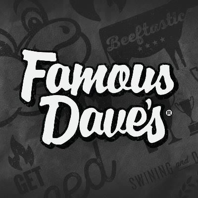 Famous Dave's (Dobson & Rio Salado) Logo